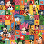 Contac Muresco Disney Miceky Princesas Rollo 2 M * 0.45 Cm