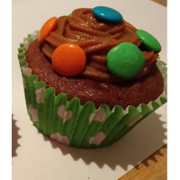 24 Muffins/ Cupcakes Vainilla O Chocolate