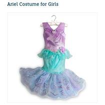 Disfraz Ariel La Sirenita Disney Store
