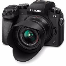 Panasonic G7 Lumix G Vario 14-42mm F/3.5-5.6 Ii Ois Mega 4k