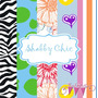 Kit Imprimible Shabby Chic Flores Animal Print Deco Candy