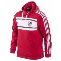Buzo Hoodie River Plate Con Capucha Envios A Todo El Pais