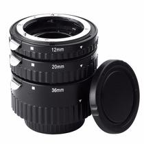 Tubo Macro Para Nikon Af