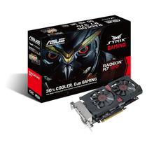 Placa Video Asus Strix Gaming Radeon R7 370 2gb Dc 2 Oc Hdmi