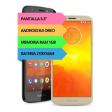 Celular Motorola Moto E5 Play 4g 16gb 1gb Xt-1920 Full
