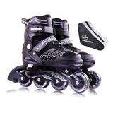 Rollers Profesionales Talle Xl 40 Al 43 Ruedas Pu 80 Mm Mod: 301/xl