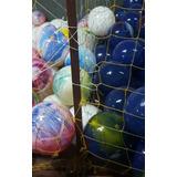100 Pelotas Pvc Goma Souvenir 4600 $