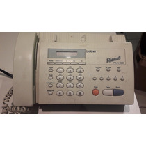 Fax Brother 190 Exelente Estado