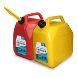 Bidón Combustible 25 Litros /pico /aprobacion Pna
