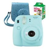 Camara Fuji Instax Mini 9 + Funda + Accesorios + 20 Fotos