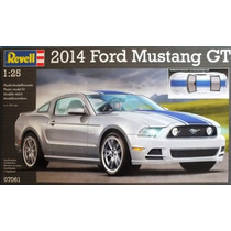 Revell 07061 Ford Mustang Gt 2014 1:25 Milouhobbies