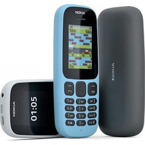 Celular Nokia 105-fm-linterna-pantalla 1.8-sonido Fuerte-gti