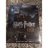 Harry Potter - Saga Completa Blu Ray - 8 Films Latino