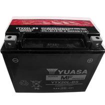 Bateria Yuasa Ytx20l-bs Solo En Freeway Motos!