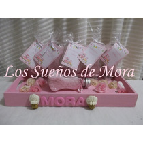 Souvenir Piecitos Con Sales Para Baby Shower-nacimiento