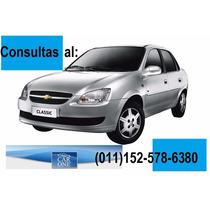 $48000 De Anticipo Y Cuotas Sin Interes Chevrolet Corsa 0km