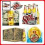 Cerveza Sol Porron Caja X 24 Unidades ( Lanus-fcio. Varela )