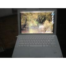 Macbook A1181 2007 Pantalla 13 Pulgad.core Dos Exclente!!