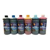 Tintas Premium Para  L210 L350 L355 L555 L200 1 Litro
