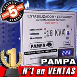 Elevador De Tensión Automático 16kva Rango 110 - 245 Oferta