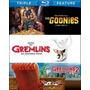Blu Ray Gremlins - Gremlisn 2 - Goonies Herjorcinema