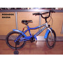 Bicicleta Cross R16 Massa