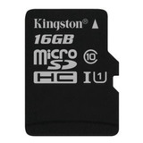 Tarjeta De Memoria Kingston Sdcssp Canvas Select 16gb
