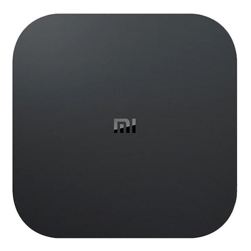 Streaming Media Player Xiaomi Mi Box S De Voz 8gb Negro Con Memoria Ram De 2gb