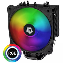 Cooler Cpu Id-cooling Se-214-rgb Pwm Cooler 120 Amd Intel