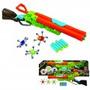 Rifle Doble Caño X-shot Bug Attack Eliminator + Bichos