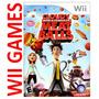Juego Lluvia De Hamburguesas - Original Wii - Castellano
