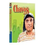 El Chavo Serie Completa 8 Temporadas + Especiales Dvd