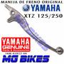 Manija Freno Yamaha Xtz 125 Ybr 250 Original Solo Mg Bikes