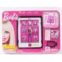 Barbie My B-book Conecta Tu Mp 3 Tablet Jugueteria Aplausos