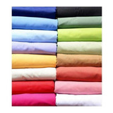 Sabana Ajustable Lisa 2 1/2 Consulte Colores Disponibles
