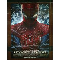 El Sorprendente Hombre Araña 2903 Afiche De 1 X 0.70