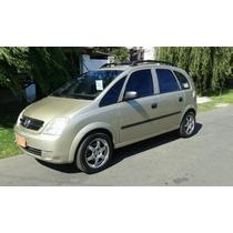 Chevrolet Meriva 2007 1.8 Gl Gnc