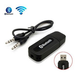 Receptor Audio Bluetooth Musica Auto Adaptador Aux Parlantes