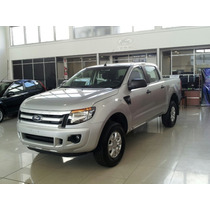 Ford Ranger Xls Mt/at Entrega Inmediata 0 Km