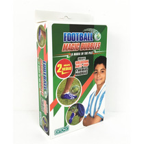 Magic Bubbles Football Medias Magicas Burbujero Orig. Ditoys