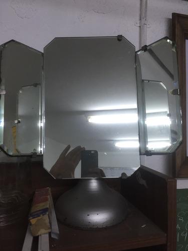 Espejo antiguo de peluquer a 1100 lqh9a precio d argentina for Cuanto cuesta un espejo