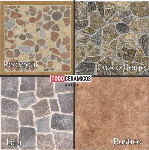 Ceramica antideslizante exterior simil piedra 2da for Ceramica exterior