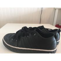 Zapatillas De Cuero Niños Adidas