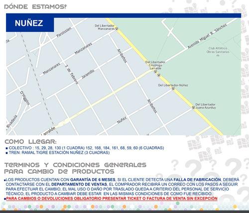 Flor Ducha Cromada 5 Posiciones Anticalcareo 7010c Aquaflex