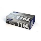 Toner Samsung Mlt-d116l 116l 116 Negro Original