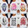 Remera Dama Diseños Exclusivos Para Mujer O Tu Foto