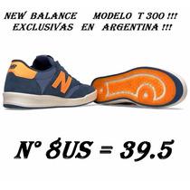 New Balance T300 (574) N° 43.5, N° 39.5 9 Años En Merc Libre