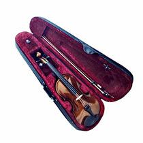 Violin 4/4 Palatino Sv1410 Con Estuche Y Arco Audiomasmusica
