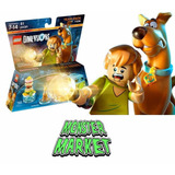 Lego Dimensions Scooby Doo Level Pack 71206 Monster Market