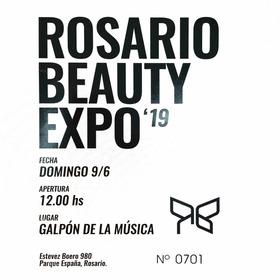 Entradas Para Rosario Beauty Expo 2019